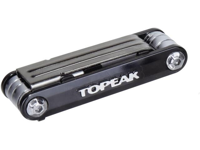 Topeak Tubi-Tool Mini Multiherramientas, black